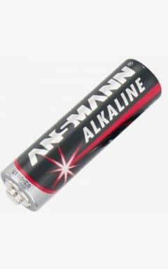 Tillbehör till sexleksaker LR06 Batteri