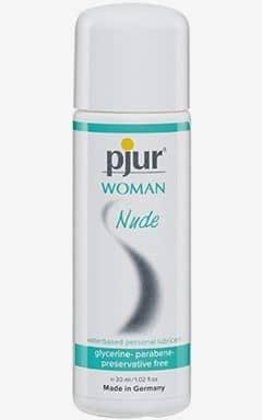 Glidmedel Pjur Woman Nude
