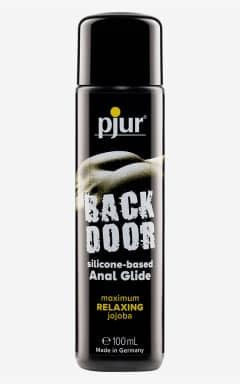 Anal glidmedel & Hygien Pjur Backdoor Relaxing Anal Glide