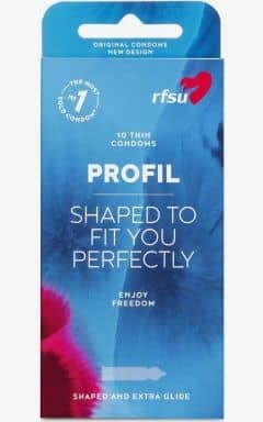 Kondomer RFSU Profil