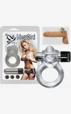 Penisringar Silver Bird