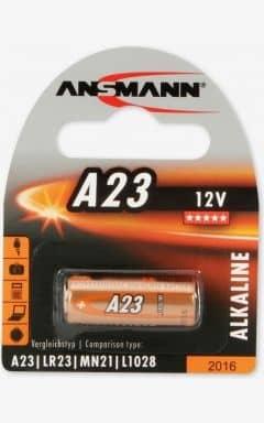 Tillbehör till sexleksaker Batteri A23 12V (Ansmann)