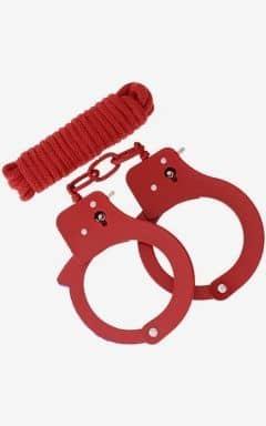 BDSM BondX Cuffs & Bondagerep