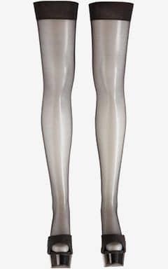 Sexiga Underkläder Stockings w Shaped Feet S