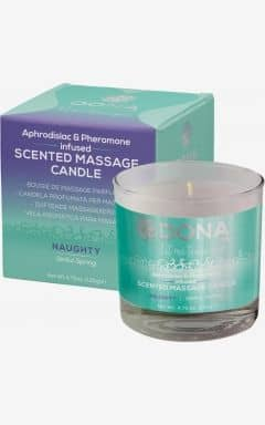 REA Dona - Scented Massage Candle - Naughty - 135 g