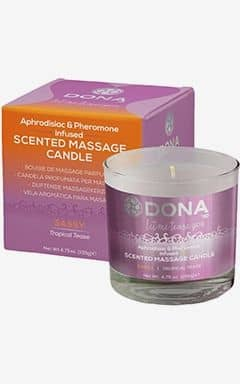 Apotek Scented massage candle - sassy