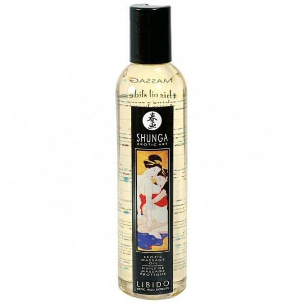 Shunga Massage Oil Libido - 250 ml