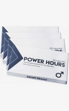 Apotek Power Hours - 80-pack