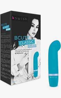 G-punktvibratorer Bcute Classic Curve Jade