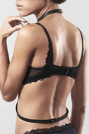 BDSM Bijoux Indiscrets Maze I Harnesss Black
