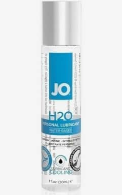 Apotek JO H2O Cooling - 30 ml