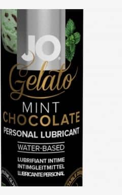 JO Gelato Mint Chocolate Lubricant