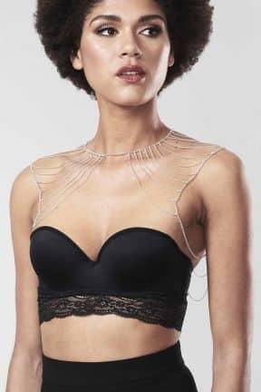 Sexiga Underkläder Magnifique Shoulder Jewelry