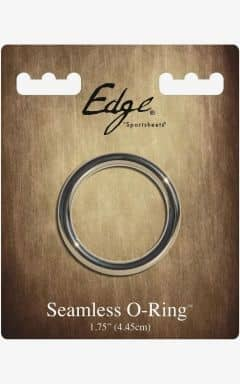 Sexleksaker Edge Seamless Metal Ring 4,5 cm