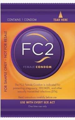Naturlig(g) Femidom 3pc