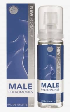 Lustökande & fördröjande CP Male Pheromones Spray - 20 ml
