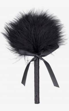 Nipple clamps & ticklers Feather Tickler Black