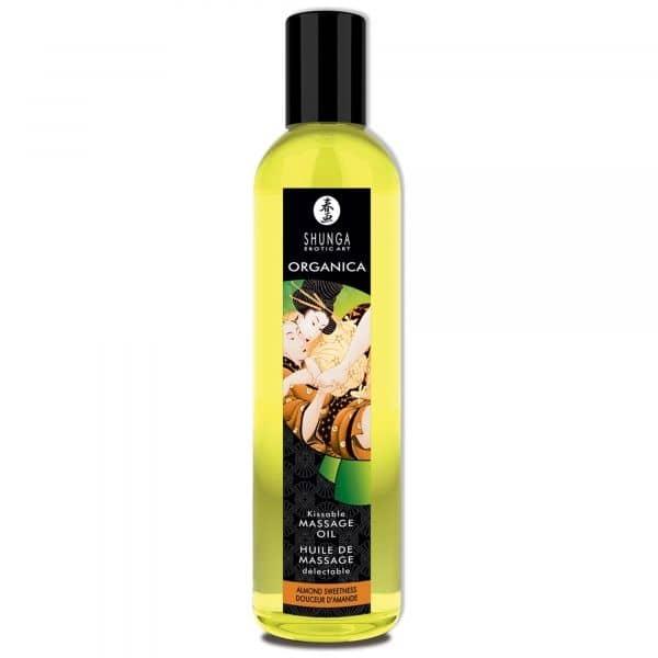 Shunga - Massage Oil Almond Sweetness 250ml