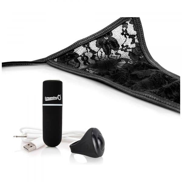 The Screaming O - Charged Remote Control Panty Vib