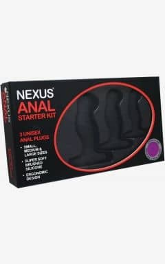 Nexus - Anal Starter Kit