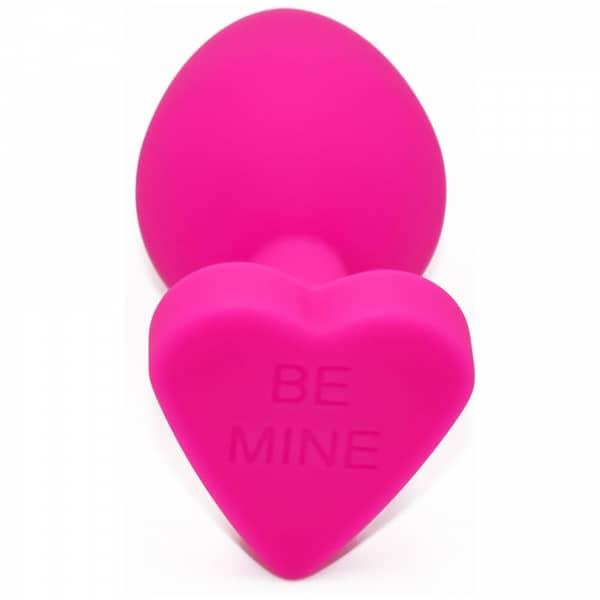 Bum Bum Heart Analplug