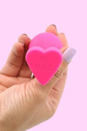 Alla Hjärtans Dag Bum Bum Heart Analplug