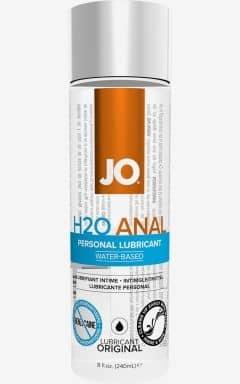 Glidmedel JO Anal H2O - 240 ml