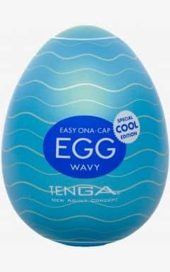 Tenga - Egg Cool Edition