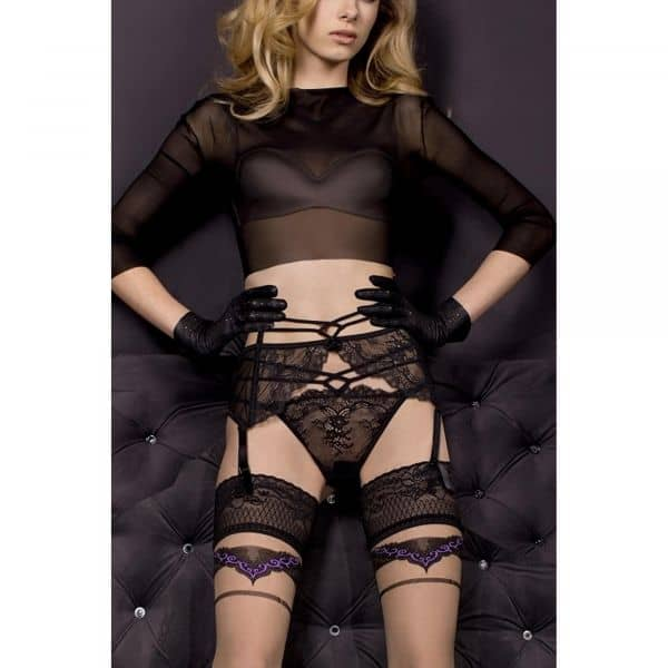 Studio Collants Sofia Garter Belt S