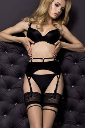 Sexiga kläder Studio Collants Lorena Garter Belt