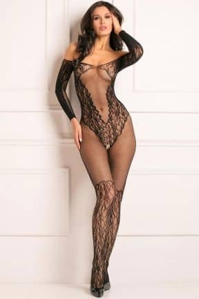 Catsuits & Bodys Make You Melt Bodystocking OS