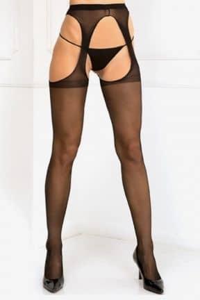 Sexiga Damunderkläder Suspender Thigh Highs OS