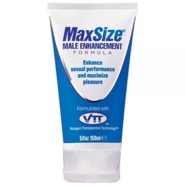 Swiss Navy Max Size Cream