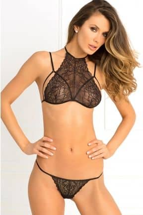 Sexiga kläder 2PC Most Wanted Lace Bra G Set