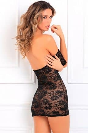 Sexiga kläder Seductively Stunning Lace Dress
