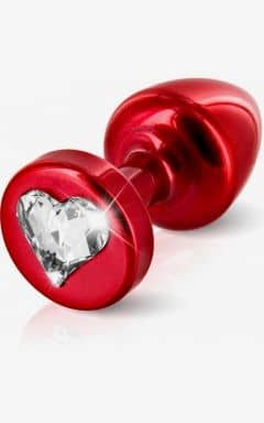 Analt Anni R Heart Red T1 Crystal