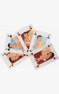 Sexspel Card Game Kama Sutra Cartoons