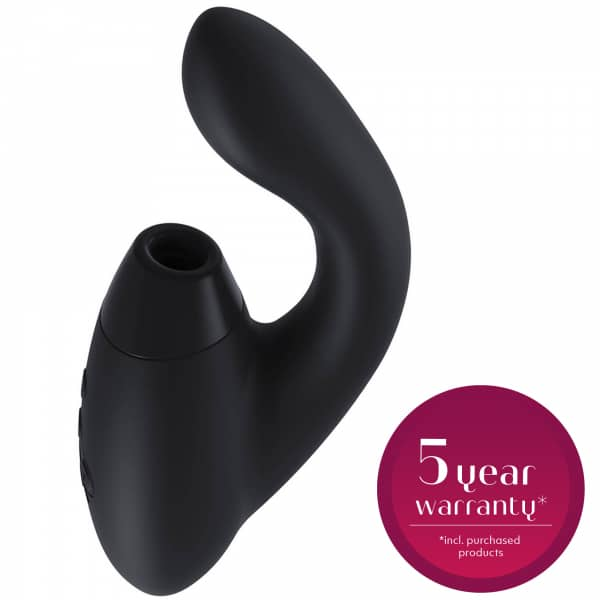 Womanizer Duo Black Kit - Spara 500 kr.