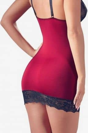 Sexiga kläder Kleid Lingerie Dress