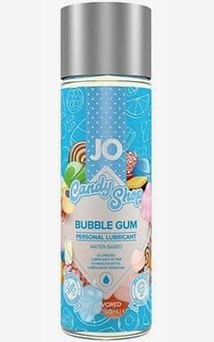Glidmedel JO H2O Bubble gum