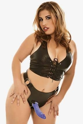 Sexleksaker Strap on Plus Size