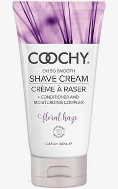 Intimrakning Coochy Shave Cream Floral Haze 100 ml
