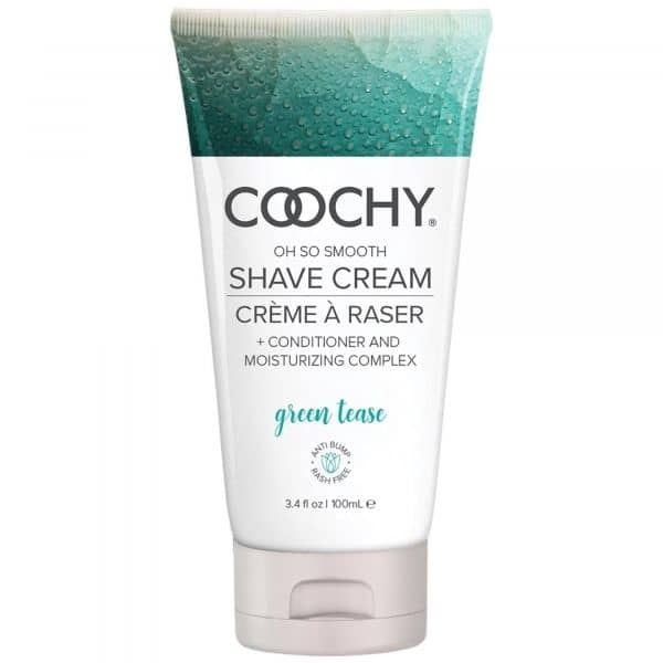 Coochy Shave Cream Green Tease 100ml