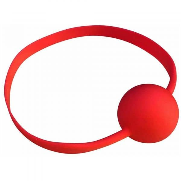 Quickie Ball Gag Medium Red