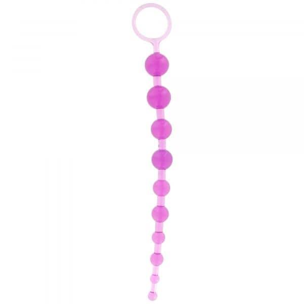 Orient Butt Beads Lila