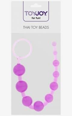 Analkulor Orient Butt Beads Lila