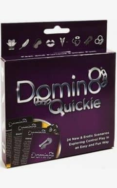 Sexleksaker Domin8 Quickie Card Game