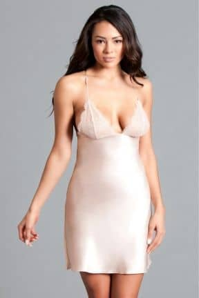 Klänningar Vittoria Slip Dress Blush
