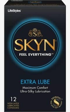 REA Skyn Condoms Extra Lube 10-pack