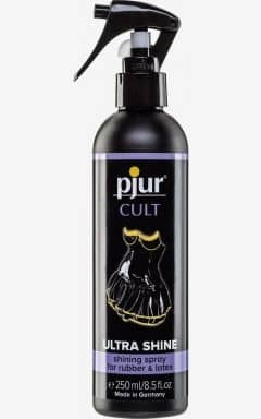 Intimhygien Pjur Cult Ultra Shine 250ml